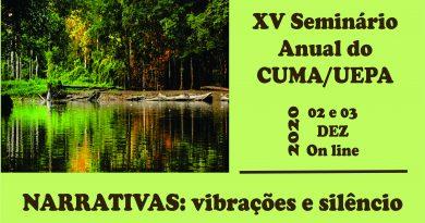 XV Seminário Anual do CUMA/UEPA